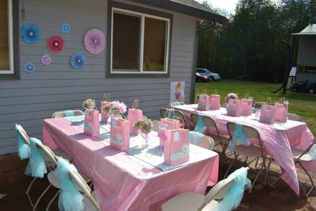 Shabby Chic, Vintage Glam Birthday Party Ideas | Photo 1 of 36 | Catch My Party