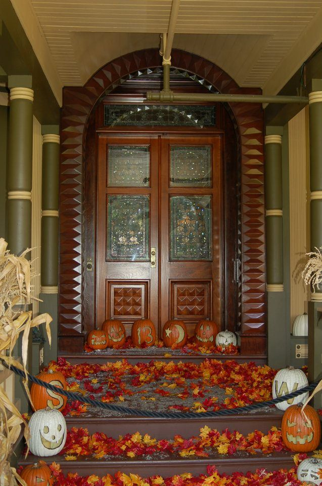 Front Door To The Winchester Mansion Used Only Twice Ever