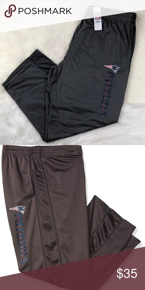 buy popular 3a9b8 080a8 New England Patriots Mens Sweat Pants Big Tall 6XL NFL New ...