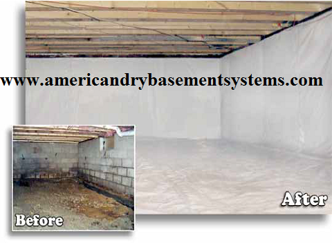 pin by american dry basement systems on fairfield basement rh pinterest com All Dry Basement Waterproofing All Dry Basement Systems