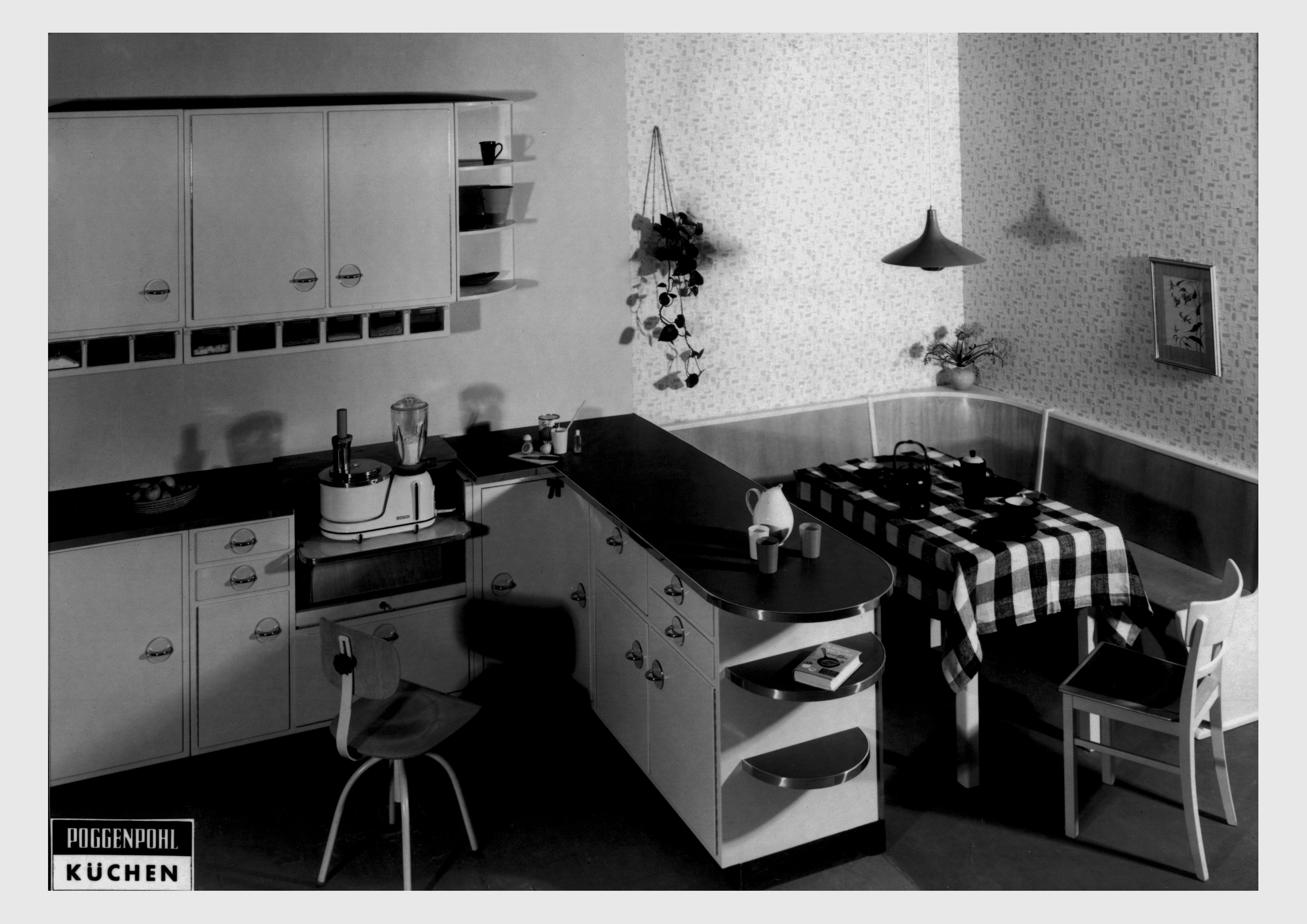 Poggenpohl presents form 1000, the first unit kitchen, at the ...