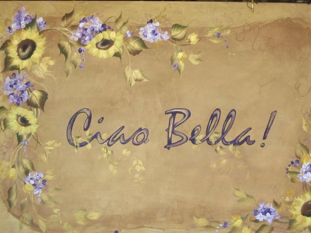 Ciao Bella You Say Hello I Say Pinterest Italian
