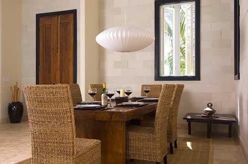 Pin By Andria Nicolaou On Materials Balinese Interior Living Dining Room Teak Dining Furniture