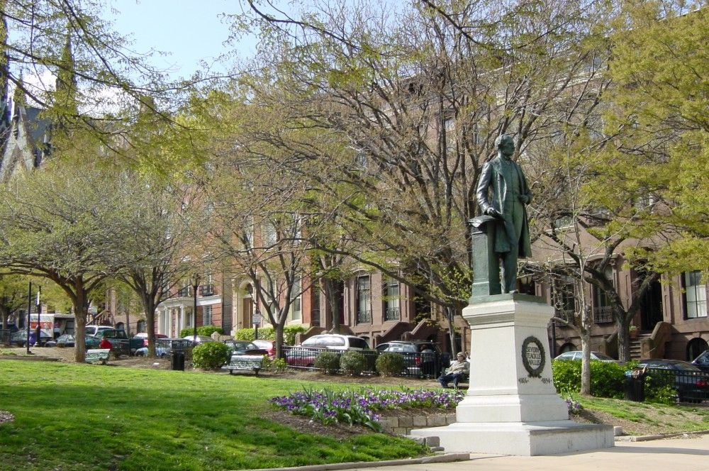 Mount vernon neighborhoods live baltimore mount