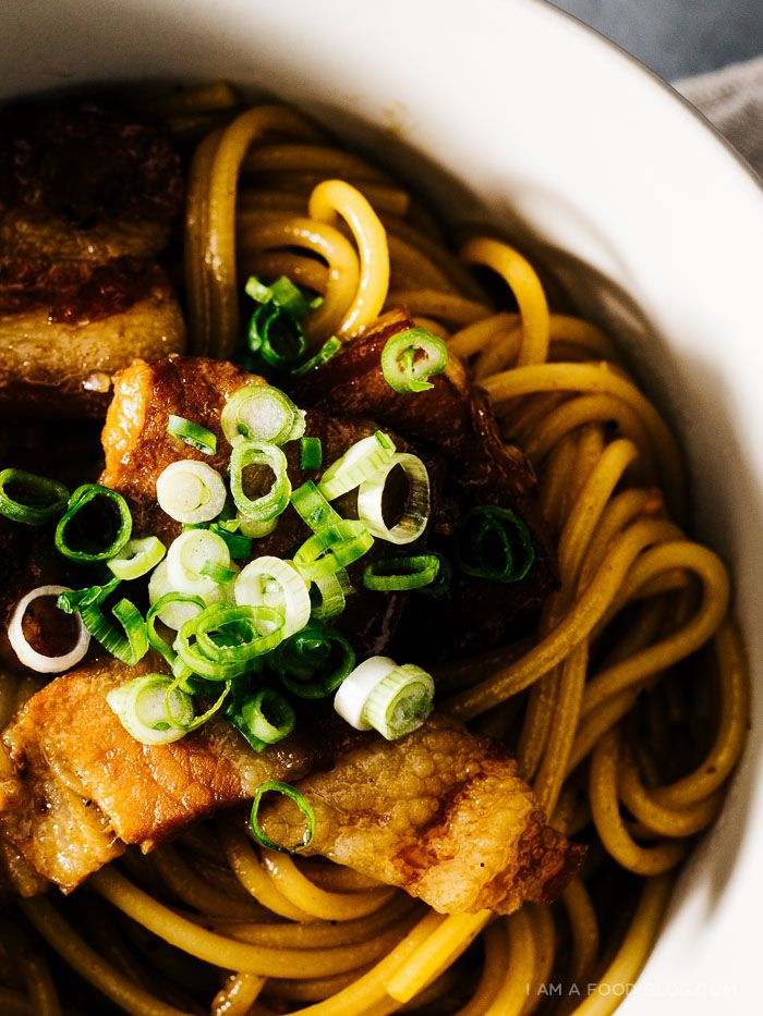 vietnamese caramelized pork belly pasta recipe recipes pinterest pork belly pork and pasta
