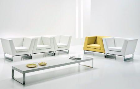 Sala de espera arquitectura pinterest salas de for Muebles sala de espera