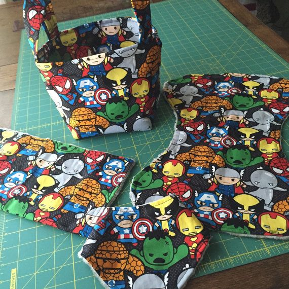 SALE  Marvel Avengers Baby Gift Set  ready to by BeachBabyCouture