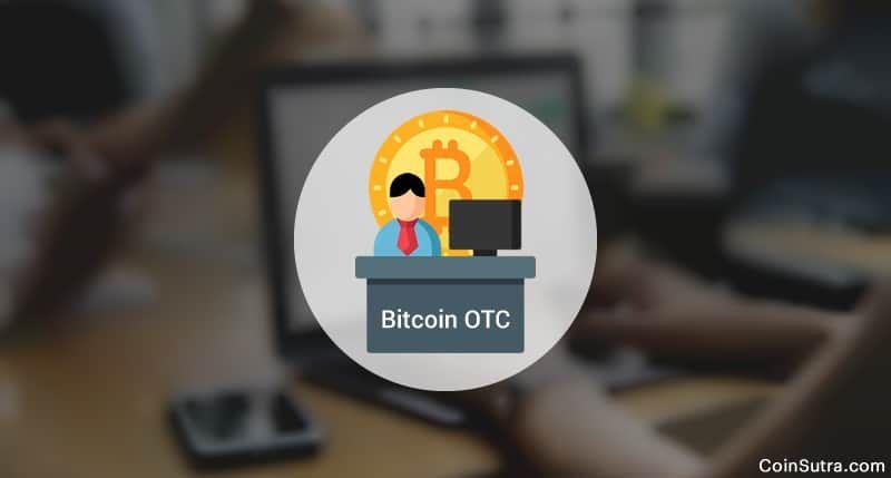 bitcoin otc brokeris