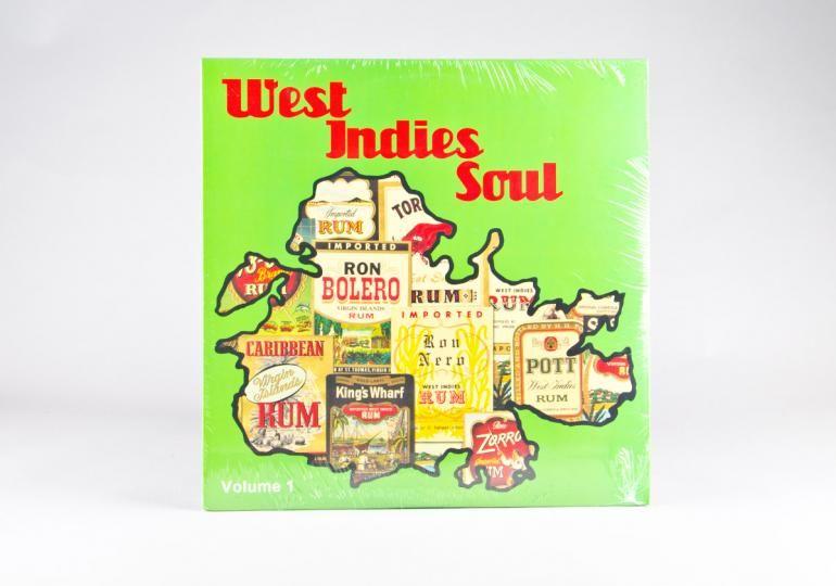 "Various Artists ""West Indies Soul, Vol. 1"""