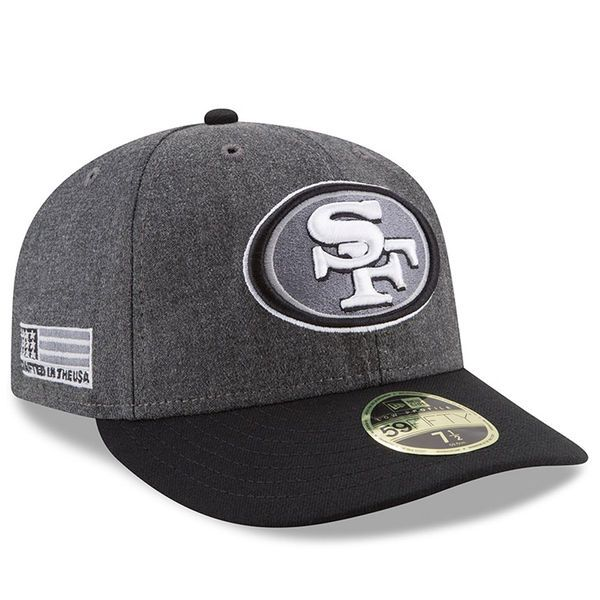 156aab9b 49ers fitted hats new era zone