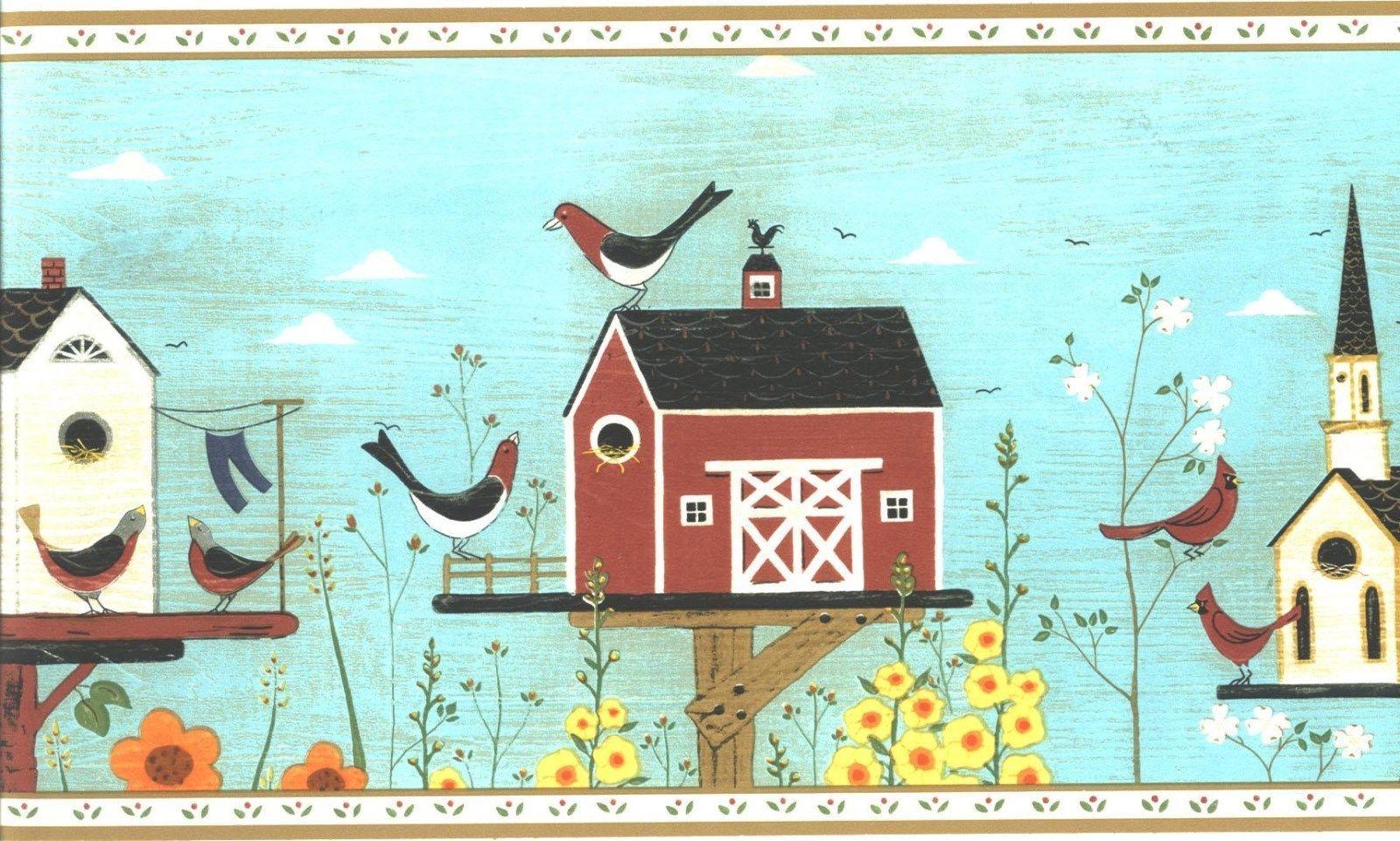 Warren Kimble American Folk Art Wall Prints Country