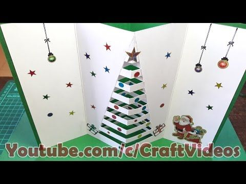 How to make christmas cards for kids 2016 pop up christmas greeting how to make christmas cards for kids 2016 pop up christmas greeting cards for kids at home youtube m4hsunfo