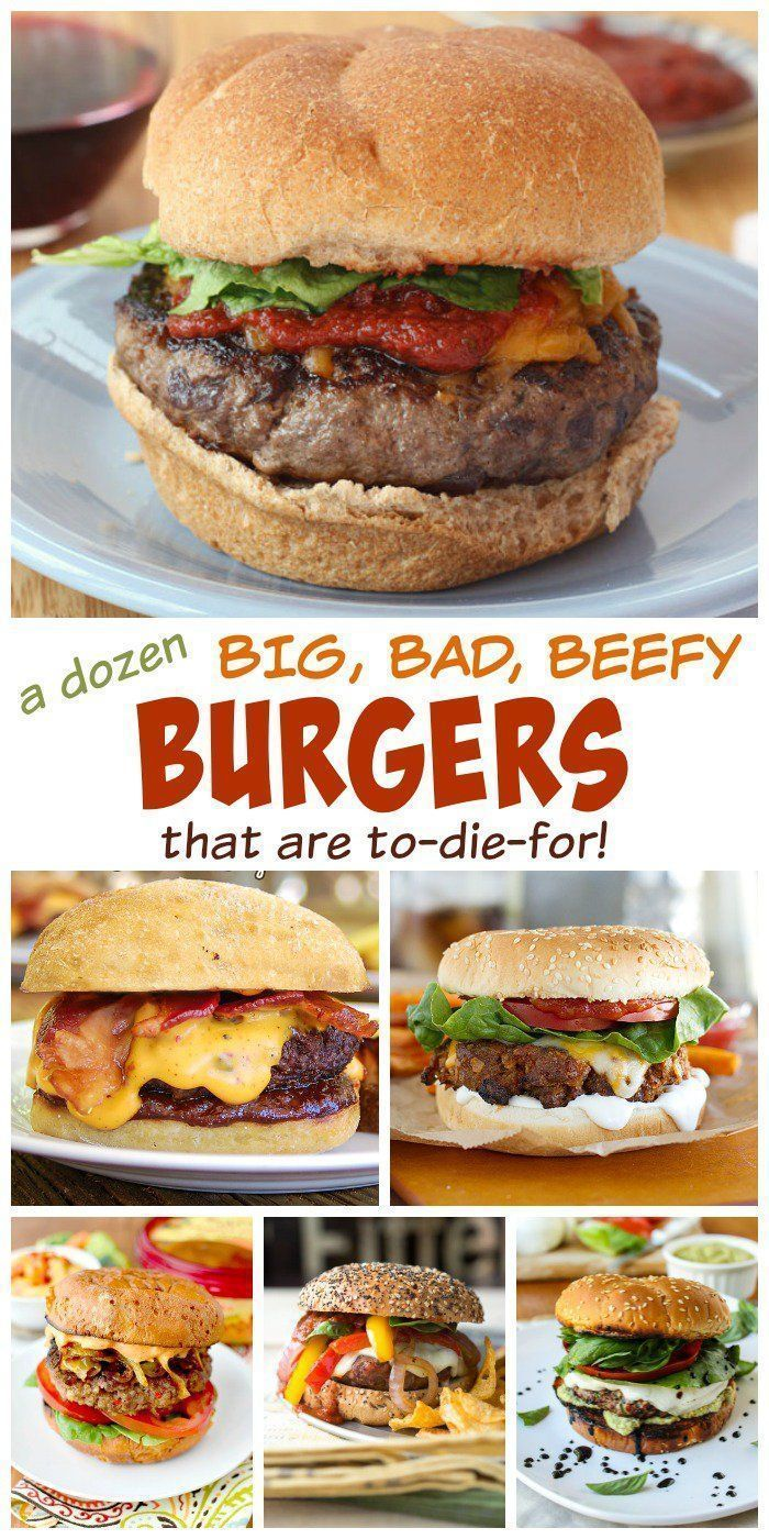 a dozen big bad beefy burgers that are to die for get ready for all of those summer. Black Bedroom Furniture Sets. Home Design Ideas