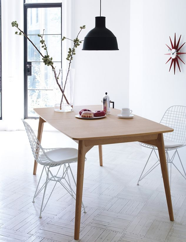 Dulwich Extension Table Furniture Design Wooden Furnishings