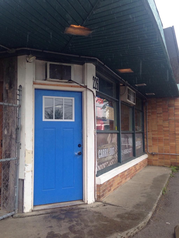 Blue Door Smokehouse Restaurant Smokehouse Trip Advisor