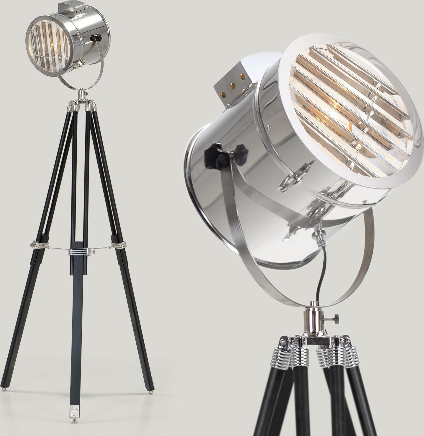 Alfred Tripod Floor Lamp Black Tripod Floor Lamps Floor Lamp