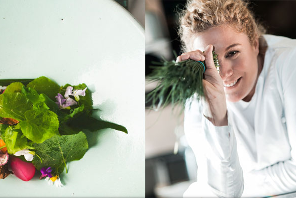 . ana ros es la mejor chef femenina 2017 para The World's 50 Best.