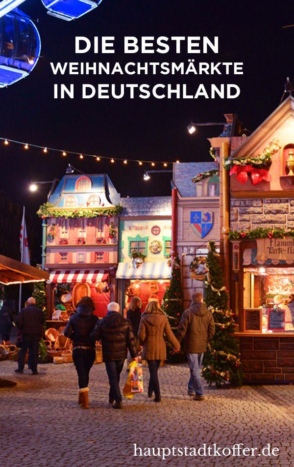 die stimmungsvollsten weihnachtsm rkte in deutschland. Black Bedroom Furniture Sets. Home Design Ideas