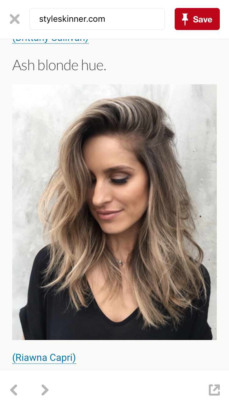 Rooty ash blonde short hair styles pinterest ash blonde ash