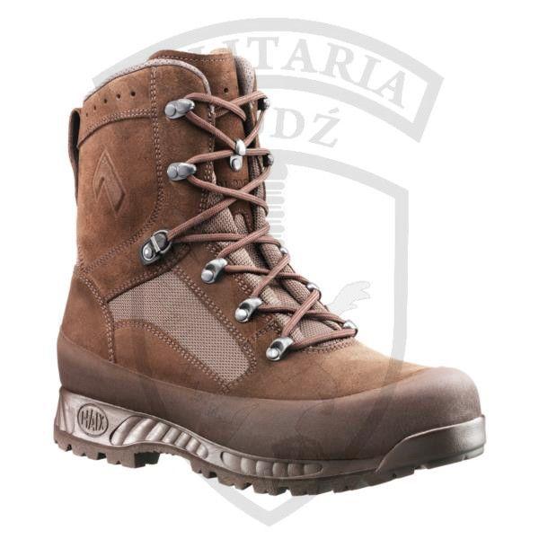 Haix Buty Brytyjskie Zamszowe Brown Army Boots British Army Boots Boots
