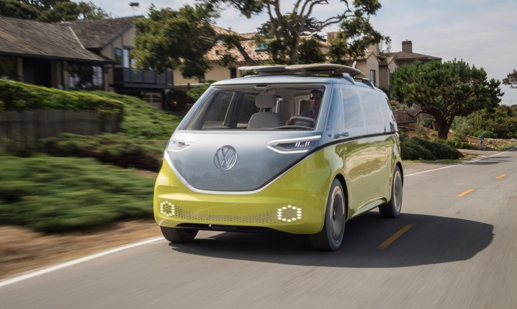 Volkswagen Confirms When The Microbus Is Coming Back As An Ev Volkswagen Voiture Et Vehicule