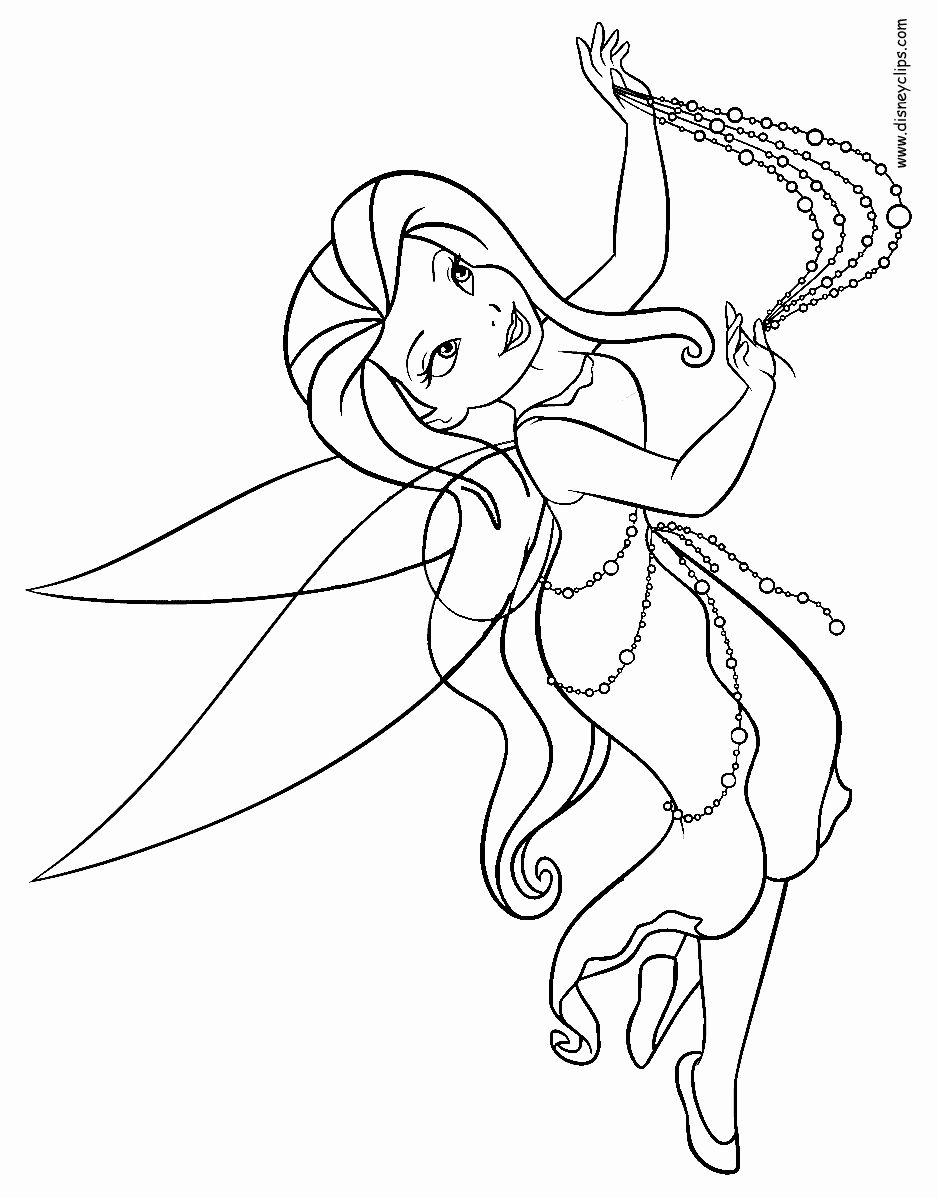 Disney Fairies Coloring Pages Dragon Coloring Blog Fairy Coloring Pages Fairy Coloring Tinkerbell Coloring Pages [ jpg ]