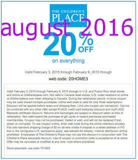Pinned December 18th: 25% off everything at The #Childrens Place, or online  via promo code 25OFFER3 #coupon via The #Coupons App | The Coupons App ...