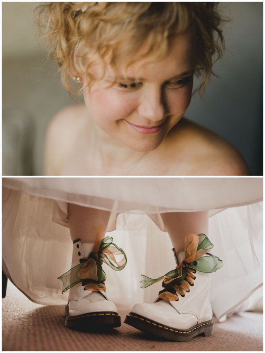 Toast Of Leeds Wedding Photography Bride Wearing Dr Martens Wedding Dr Mums Wedding Wedding Photography Bride