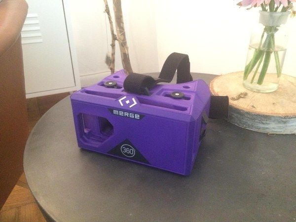 Review: Merge goggles, a VR headset made for kids ...