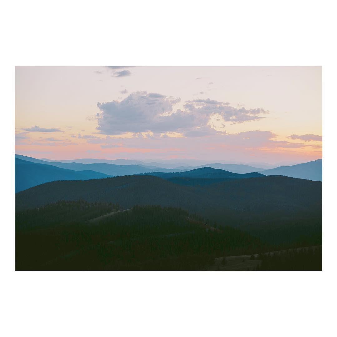 My Backyard Mountains Hunter Day Instagram Posts Instagram