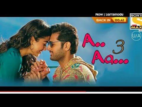 Bheeshma A Aa 3 Full Hindi Dubbed Movie Rashmika Mandnna New 2020 Movie Nithin New 2020 Movie Youtube In 2020 2020 Movies Youtube Movie Posters