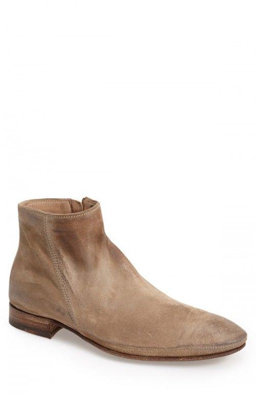0d62d2ba8de Ndc Men s N D C Sullivan Suede Zip Boots