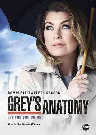Grey\'s Anatomy: Season 12 (DVD) | Series