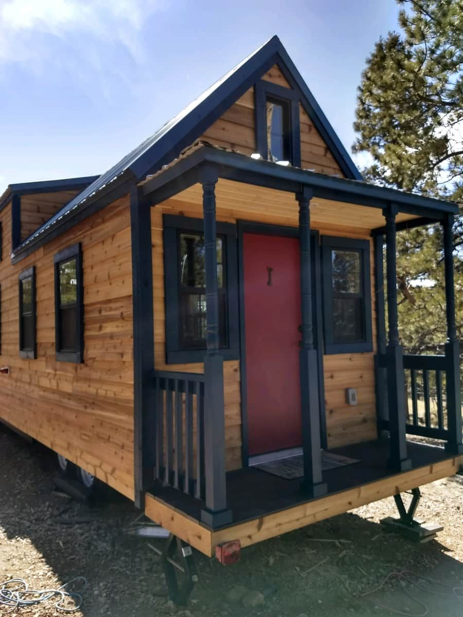 Colorado Tiny House For In Woodland Park Listings
