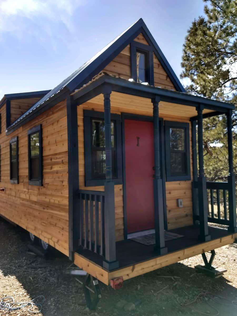 Colorado Tiny House Tiny House For Sale In Woodland Park Colorado Tiny House Listings Proyectos De Soldadura Proyectos