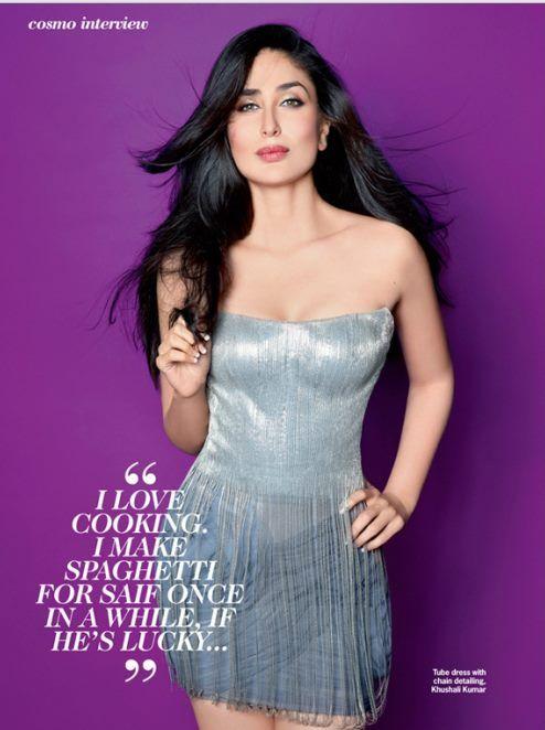 Kareena Kapoor Cosmopolitan Magazine Interview Indian Celebrities Bollywood Celebrities Karena Kapoor