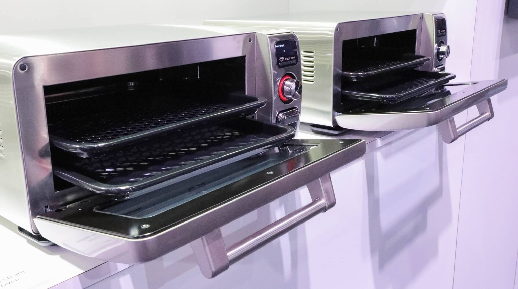 The Sharp Superheated Steam Countertop Oven Is The Start Of A