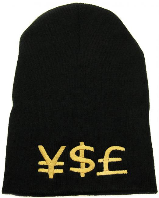 6d7a6b3102b YSL MONEY beanie, trendy muts. worldwide shipping! #beanie #YSL #MONEY  #fashion