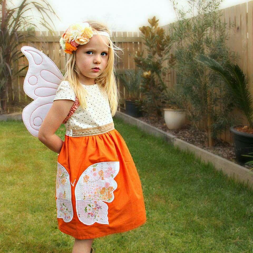 Meadow Bird Designs, butterfly wings pdf- Wife made