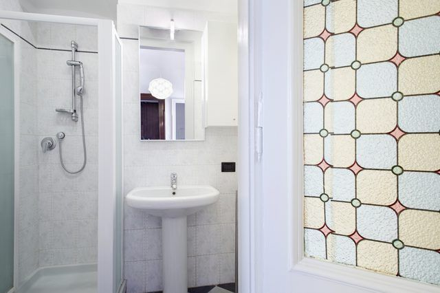 How To Add A Toilet And Shower To A Garage Bathroom Design Small Small Bathroom Bathroom Design