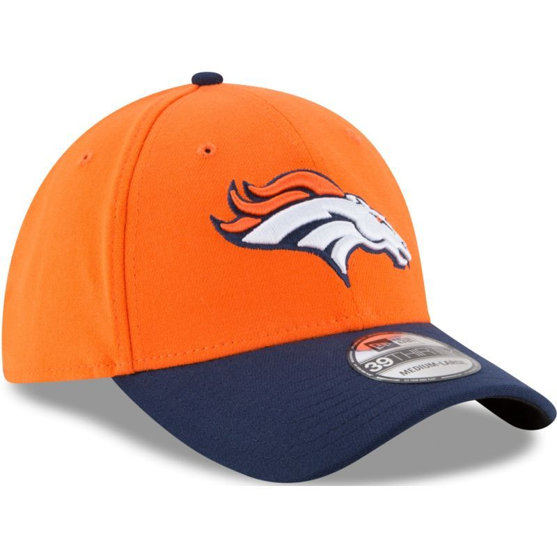 New Era Youth Denver Junior Team Classic 39Thirty Flex Hat  d3578eefa484