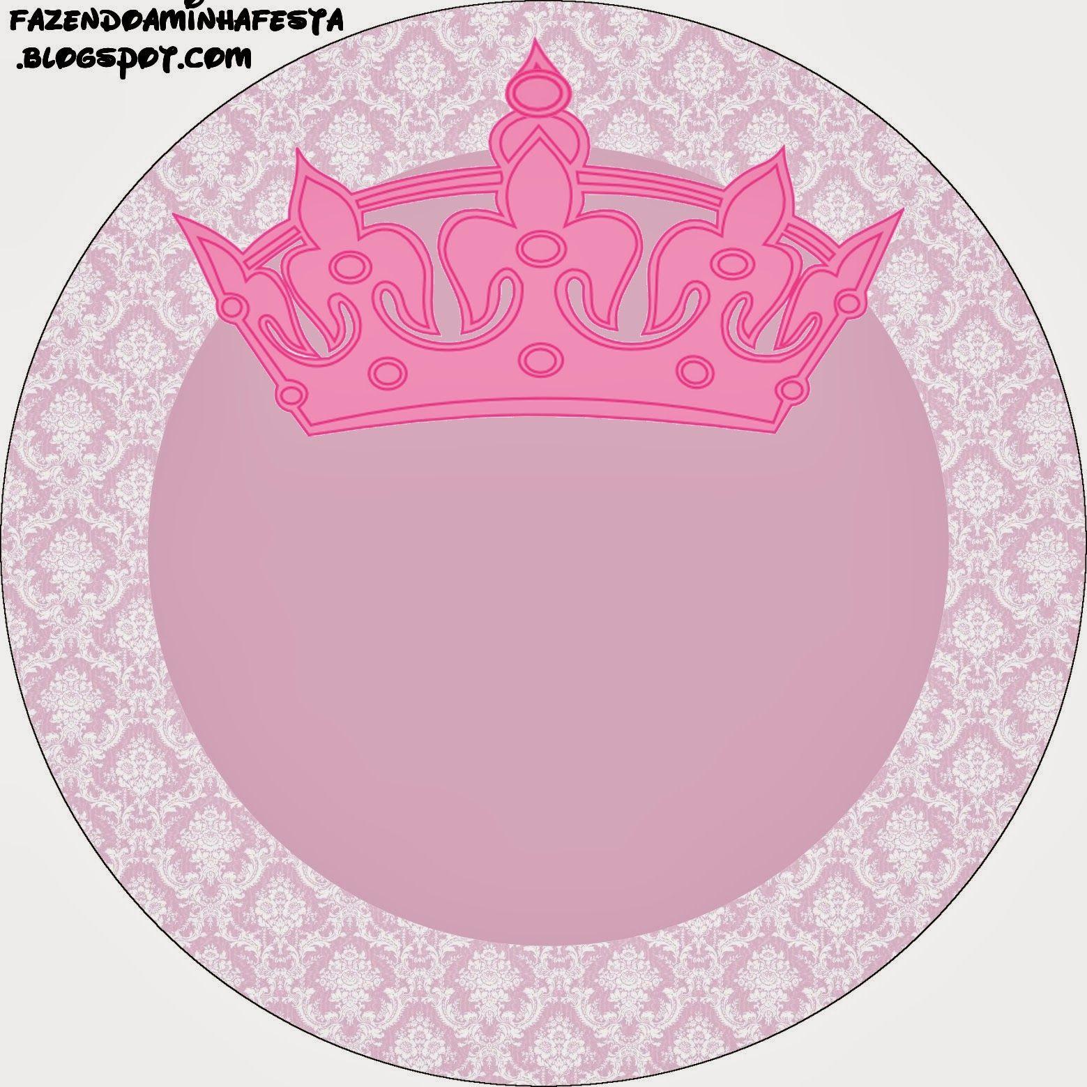 Princesa: Etiquetas para Candy Bar para Imprimir Gratis ...