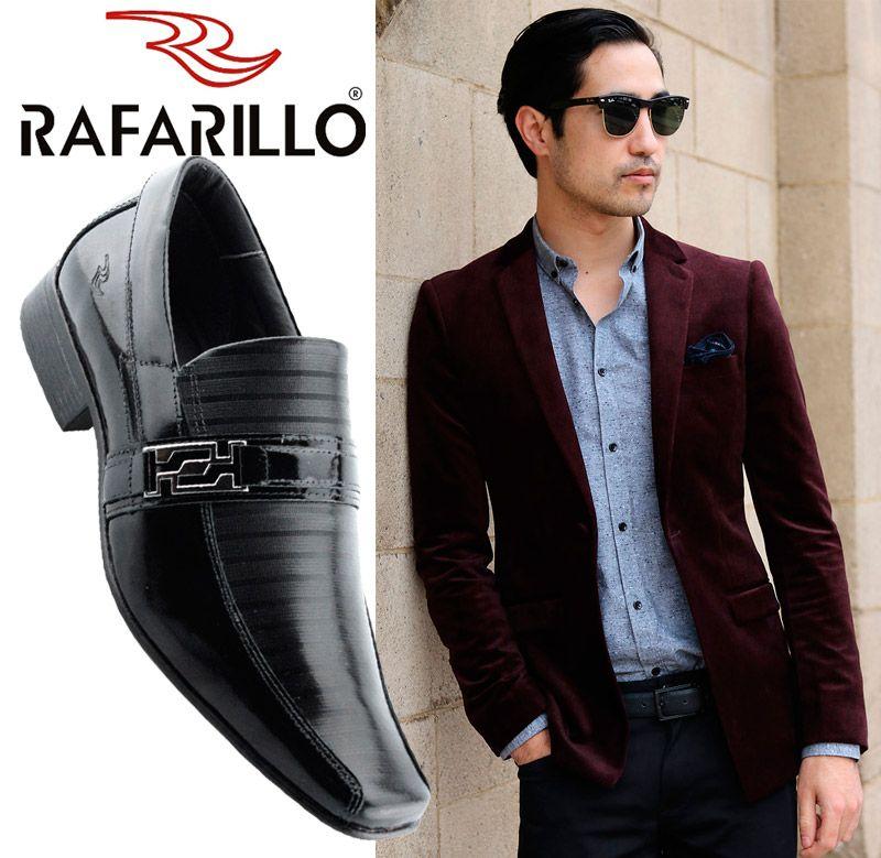 O sapato social é o básico do guarda-roupa masculino. Mas o look não precisa ser nada básico, dá pra criar um a combinção estilosa e elegante sem perder o ar clássico do sapato. ;) #sapatosocial #modamasculina #rafarillo #outono2017
