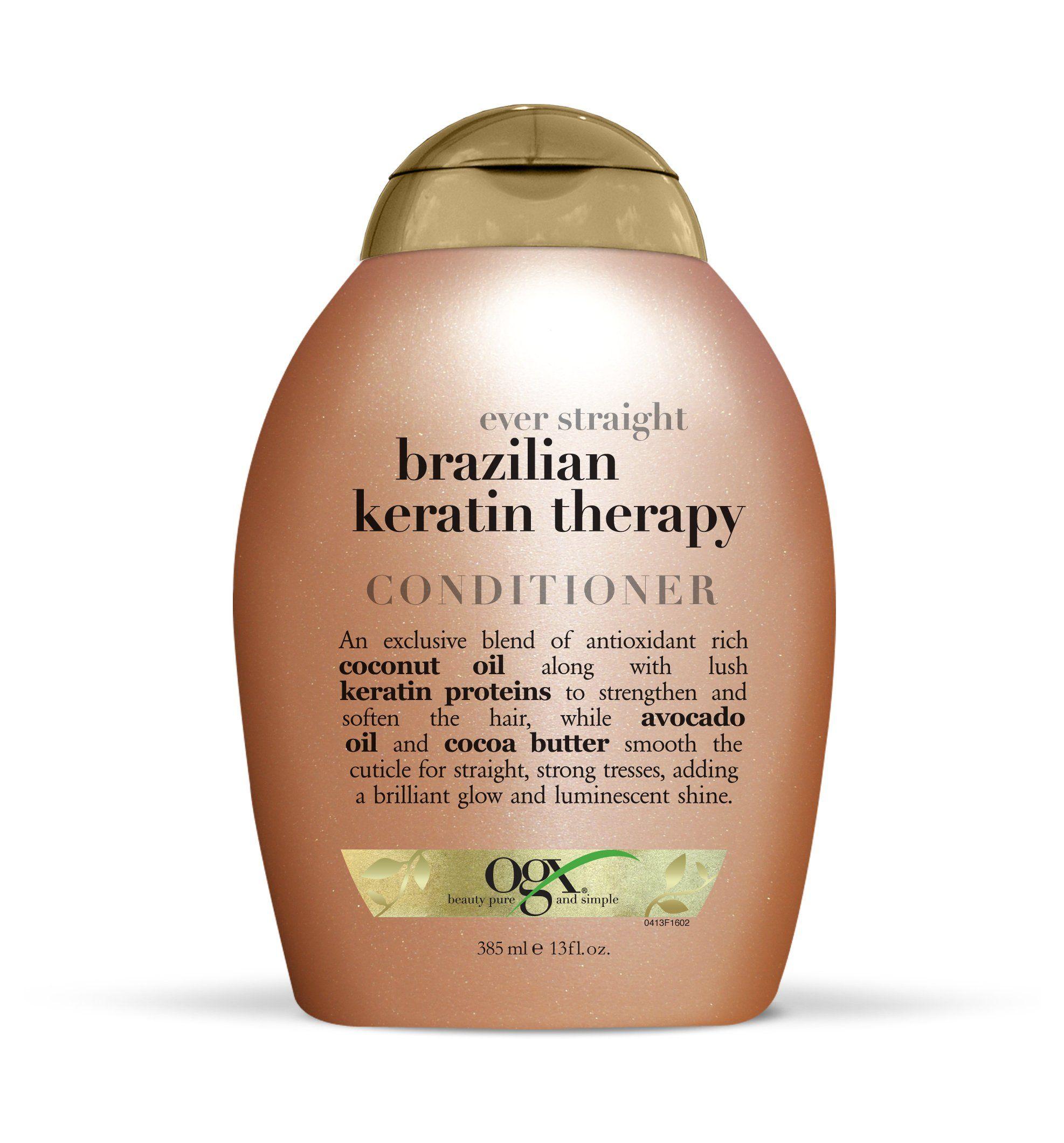 Buy Organix Brazilian Keratin Therapy Conditioner 385ml