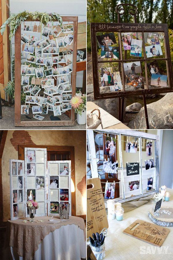 Top 35 Super Cool Photo Display Ideas For Your Wedding In