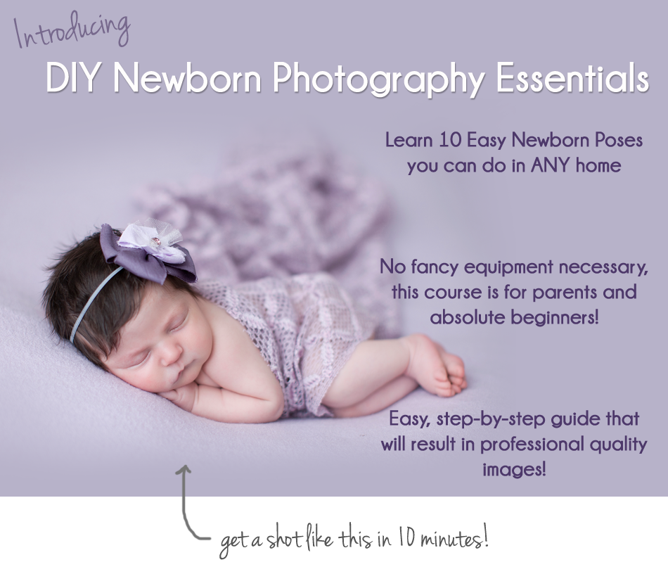 Diy newborn photography essentials diy newborn photography tutorials and tips