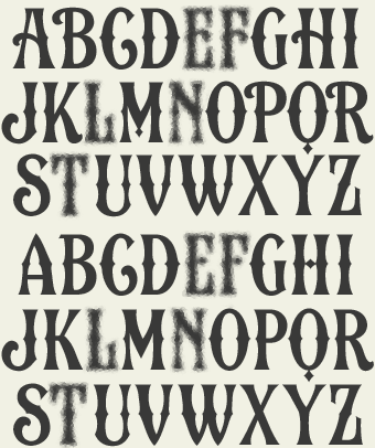 I love this font  Too bad it's $53! Letterhead Fonts / LHF Country