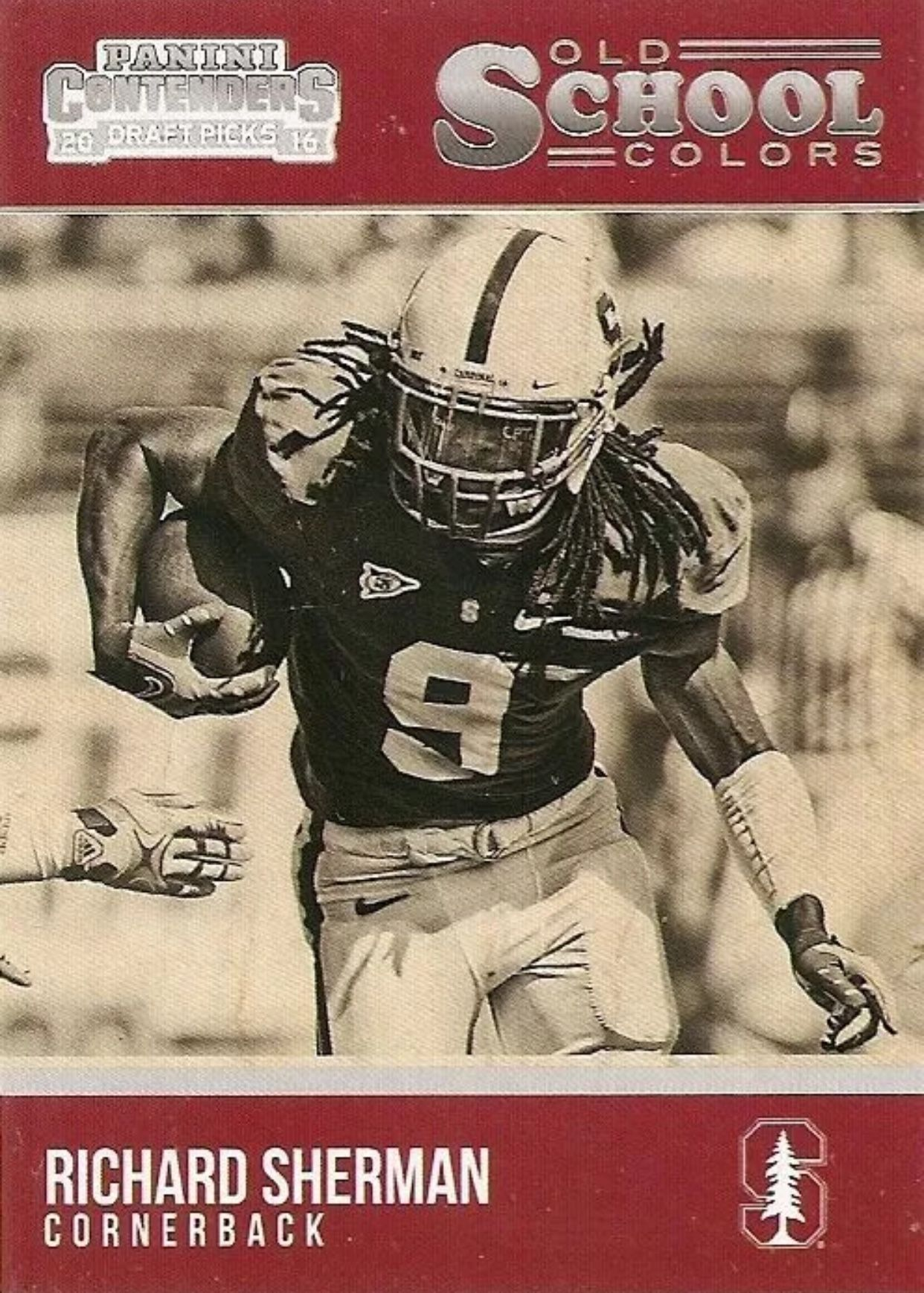 Richard Sherman from Dominguez High School to Stanford ...