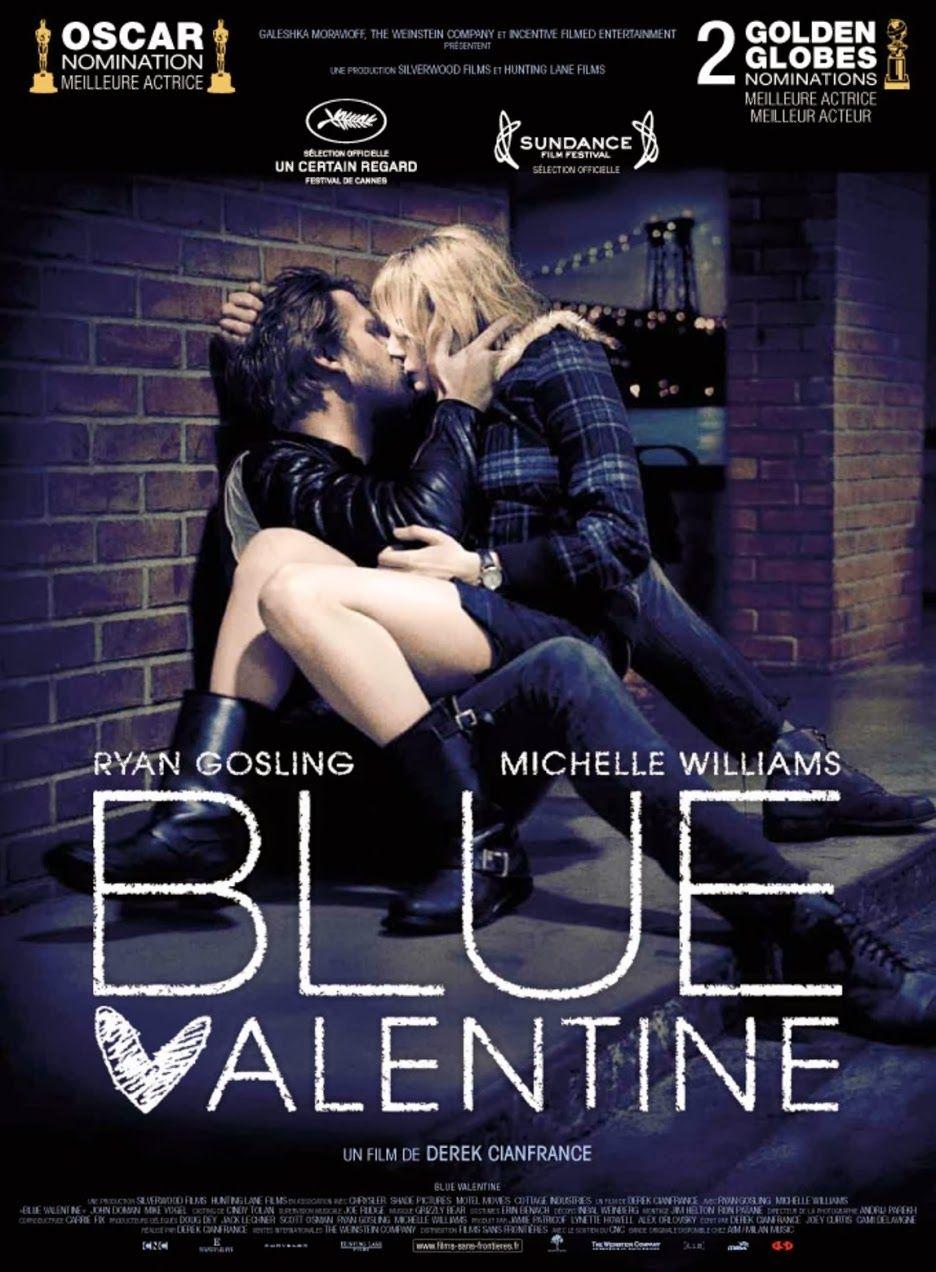 Movies over world around: Blue Valentine 2010