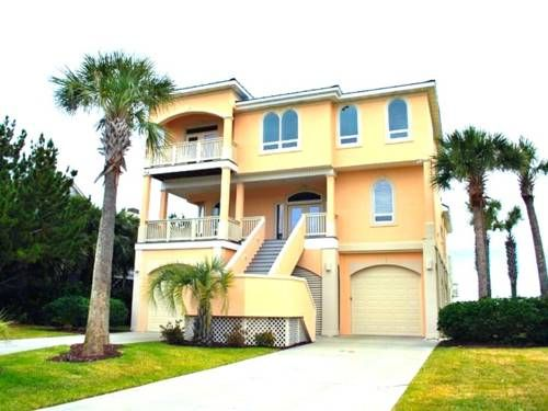 Low Tide Too Holiday Home Myrtle Beach South Carolina Is A With Balcony Located In